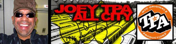 JOEY TPA – Back To Street Level