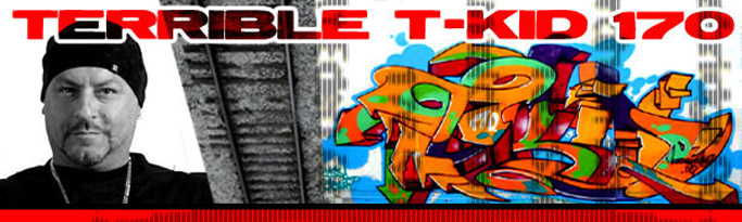 TERRIBLE T-KID 170 – Bombing Through The Eras