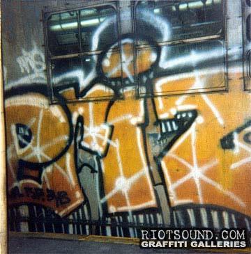 1980s_Graffiti