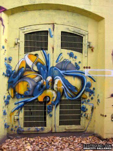 Aerosol_Art_On_Door