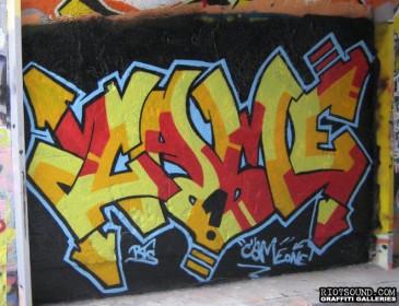 Came_One_Graffiti