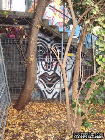 Graffiti_Clown_Face