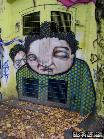 Graffiti_On_Door