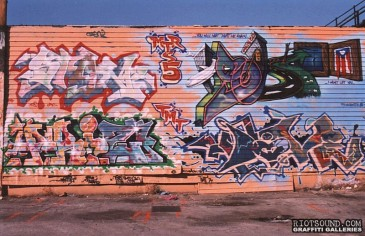 Graffiti_Pieces_In_New_York