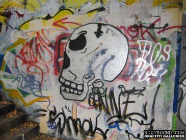 Graffiti_Skull