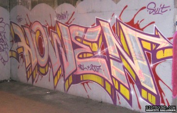 HOWEN_Graffiti_Art