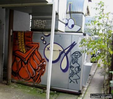 Munchen_Spraypaint_Art