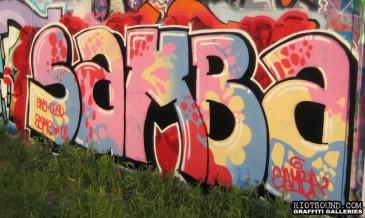 SAMBA_Graffiti_Rome