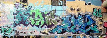 The_Spanish_5_Graff_Pieces