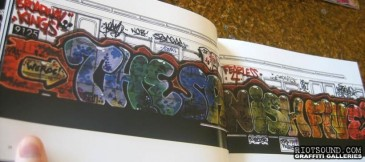 The_Spanish_Five_Blackbook_Art