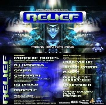 ReliefMay2005 flyer