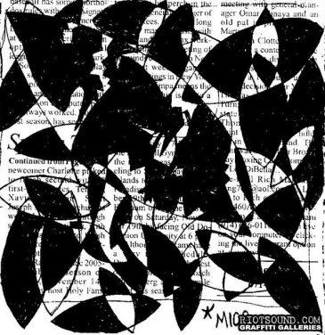 Art_On_Newspaper