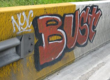 BUST_Graffiti