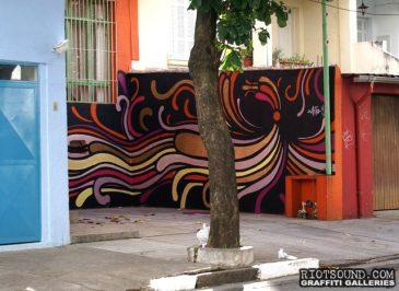 Brazil Outdoor Artwork 1