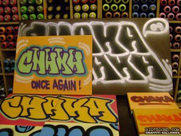 CHAKA_Graffiti_Exhibition