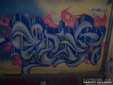 EACH_Graffiti