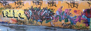 Fame City Connecticut Graff