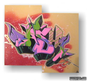 Graff_Art_On_Canvas