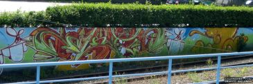 Graff_At_Brussels_Metro_Station