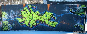 Graffiti Character Art
