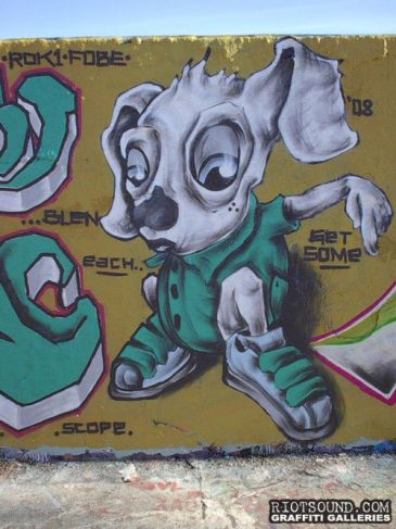 Graffiti_Character_by_EACH