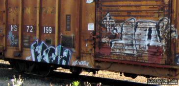 Graffiti_Freight_Train_Hits