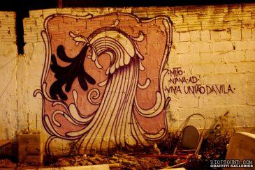 Graffiti In Brazil 1