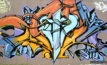 Graffiti_Piece_In_Burmingham_Alabama