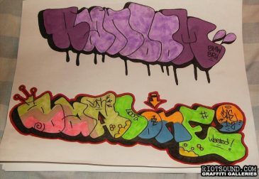 Graffiti_Scrap_Book