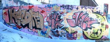 Graffiti Wall 1
