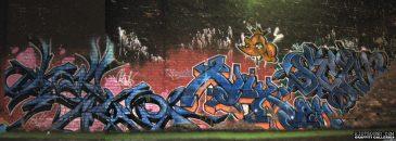 Graffiti_Wall_At_Night