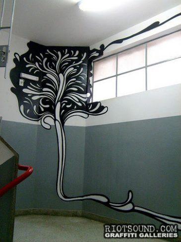 Indoor Decorative Art 1