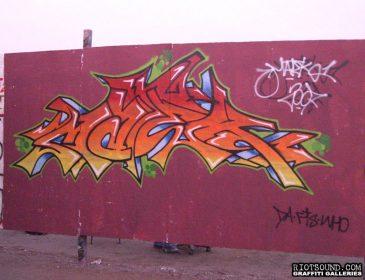 MATEK Graffiti Art