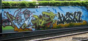 Metro_Graffito