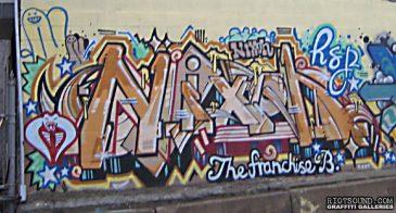NIXON_Graffiti_Art