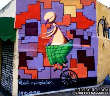 Outdoor Mural Art 2
