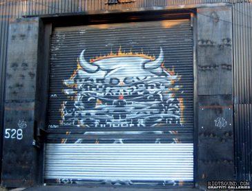 Painting_On_Garage_Door