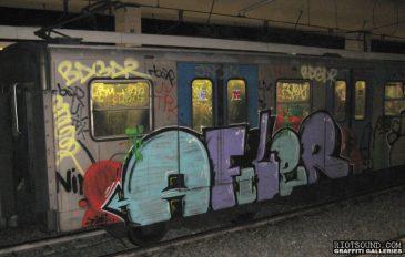 Subway Burner Italy