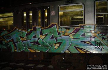 Subway Graff