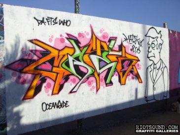 Writerz Block San Diego Piece