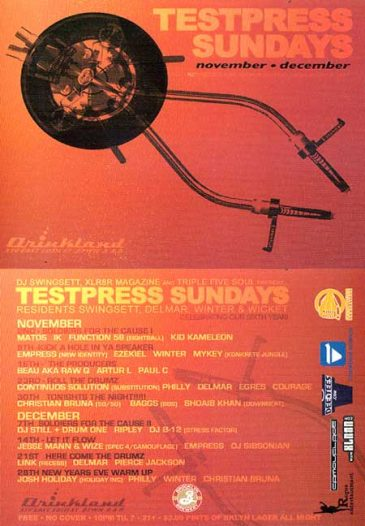 TestpressSundaysNovDec2003