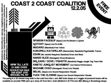 Coast2CoastDEC2005