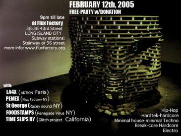 FluxFactoryFEB2005